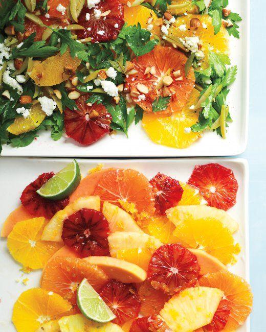 Tropical Fruit Salad | Recipe