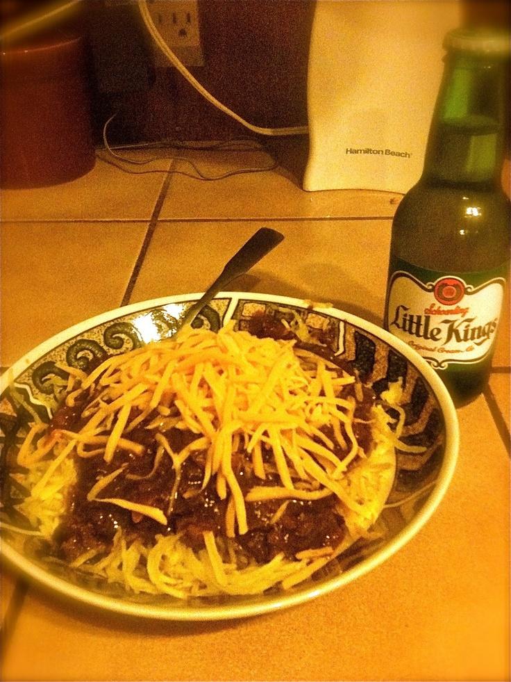 Vegan Cincinnati Chili Recipe — Dishmaps