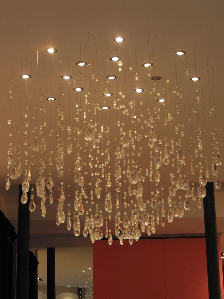 Crystal Chandelier Modern Chandeliers Bubbles Crystal