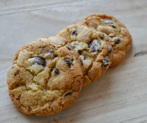 All-American Chocolate Chip Cookie | Treats I want to bake | Pinterest