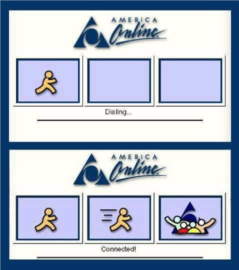 """You've got mail"". It's almost like you can hear that man's voice in your head as you read that sentence. AOL introduced online communication to anyone who dialed-up the Internet. Mail was now almost instant, and there was no pen, paper, or stamp required. And this was only the beginning of what digital communication could offer."