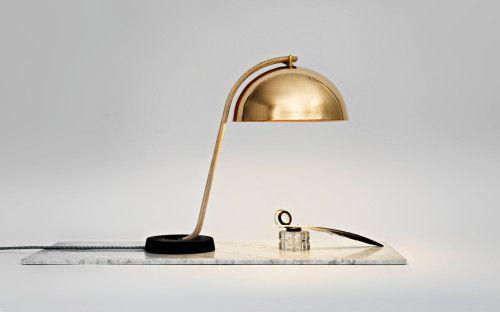 lamp lampadari : effort to set free the graceful, organic flow of form, the Cloche lamp ...
