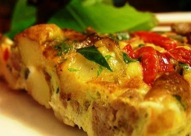 : Paleo Vegan Frittata Recipe. Paleo breakfast recipe quick and easy ...