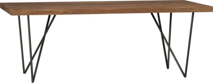 Dylan 36 X80 Dining Table If A Meeting Table Was Needed This One