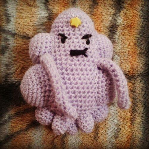 Free Pattern: Lumpy Space Princess Crochet Pinterest