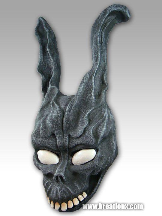 Frank Donnie Darko Mask   Halloween!!!   Pinterest