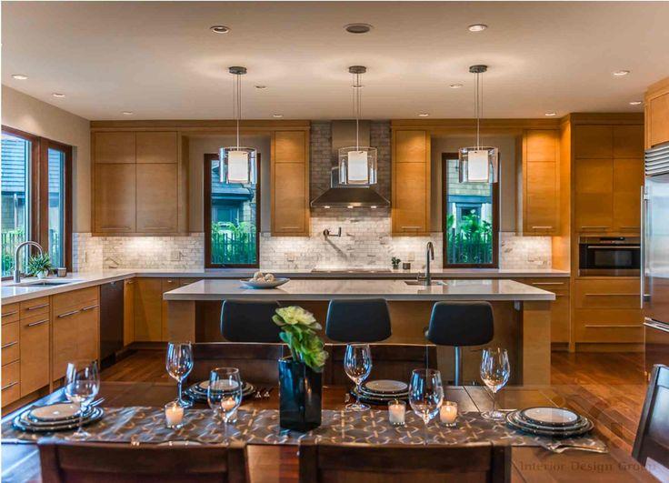 Dining Area Kitchen The Horizon Pinterest
