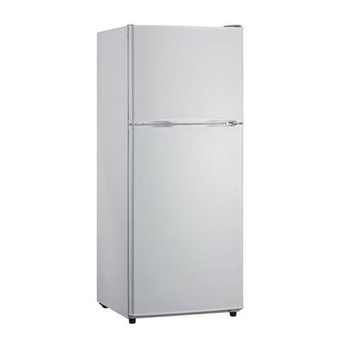 avanti 10 cubic foot white 2 door apartment refrigerator