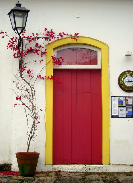 Paraty, Brazil by chivchila, via Flickr