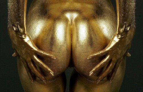 Gold Ass 45