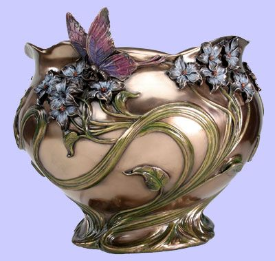 Art Nouveau & Art Deco Style Home Decor, Figuirines & Jewelry Gifts: Fairies & Angels including Jewelry Boxes, trinket trays, candle holders, Figurines, etc.