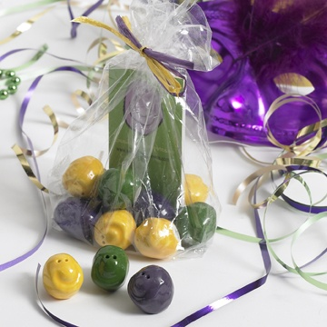 It's Mardi Gras and it's time to CELEBRATE!