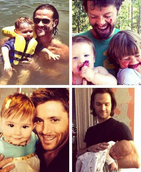 Jensen Ackles baby is ...