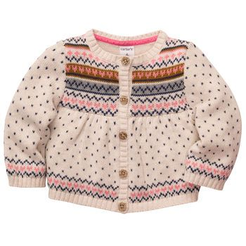 Sweater Knit Cardigan Carters Baby