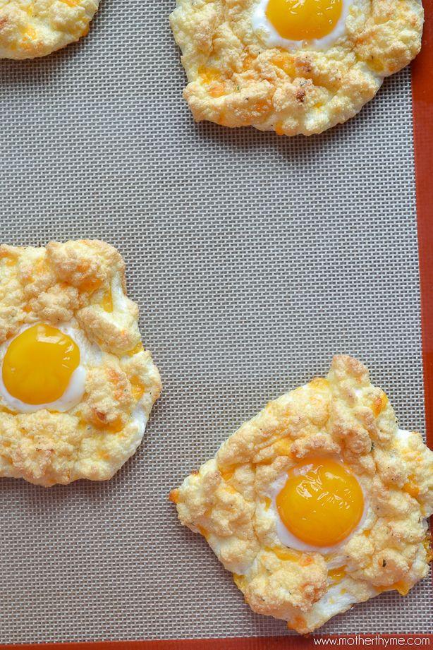 Cheddar Bay Egg Nests | Mother Thyme