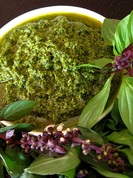 Spicy pesto recipe | food im going to make at some point | Pinterest