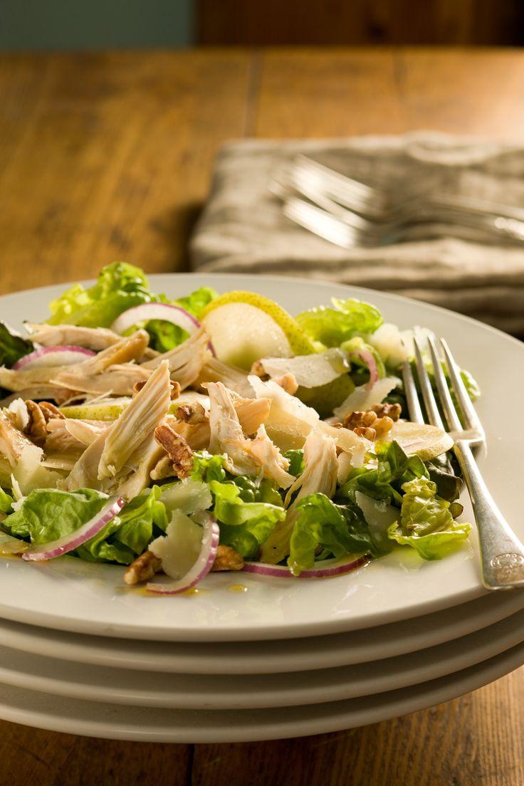 Roast Chicken and Pear Salad   Recipe