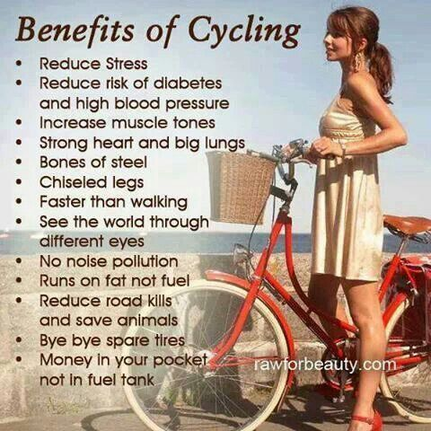 Bicycle: Bicycle Exercise Benefits