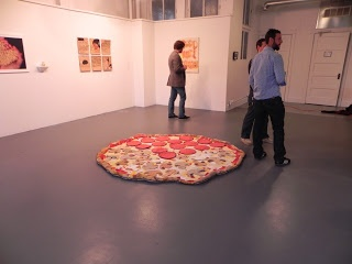 Delusions of Eating, pizza quilt | Quilts! | Pinterest