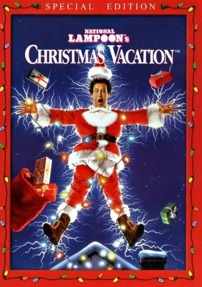 National Lampoon's Christmas Vacation. We watch this every Christmas as a family! My stepmom thinks it is stupid - but we always quote it to her and she laughs! Hopefully we will win her over this Christmas! #indigo #magicalholiday.