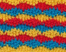 Crochet Stitches American To English : American Half-Treble Crocht Stitch (htr) Crochet Pinterest