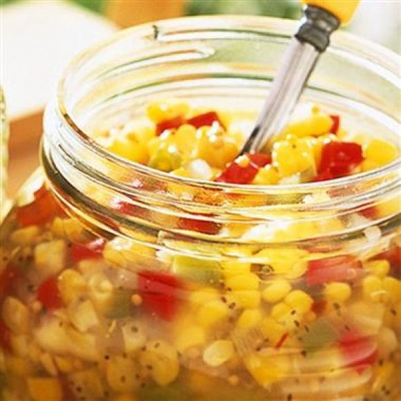 Corn relish | Canning | Pinterest
