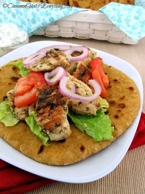 Chicken Souvlaki | Recipe