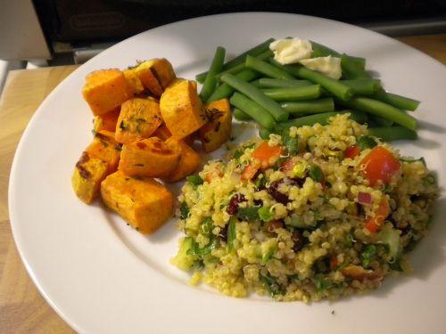 Quinoa Tabouli...Vegan Eats   Mediterranean/Middle Eastern...Vegan ...