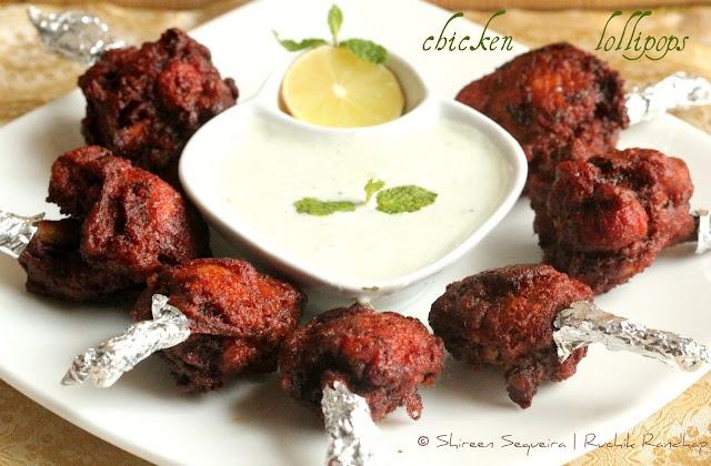 Chicken Lollipop | Appetizers | Pinterest