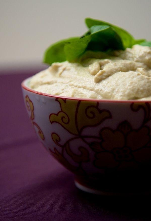 Eggplant Dip (Baba Ghanouj) Recipe — Dishmaps