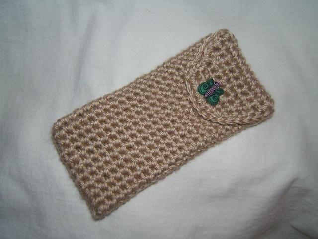 Free Crochet Pattern Eyeglass Case : Pin by Heidi Westermeyer Kurzhals on Crochet Pinterest