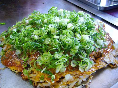 okonomiyaki Okonomiyaki is a Japanese-style pancakes or pizza. As the ...