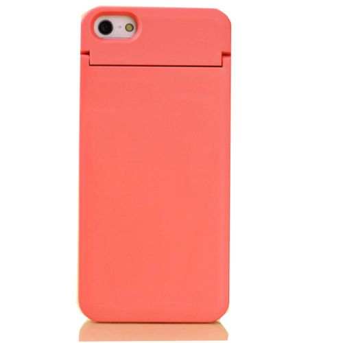 Case Design 4s cell phone cases : New Mirror Cell Phone Card Holder Case Skin Cover for Apple iPhone 5 ...