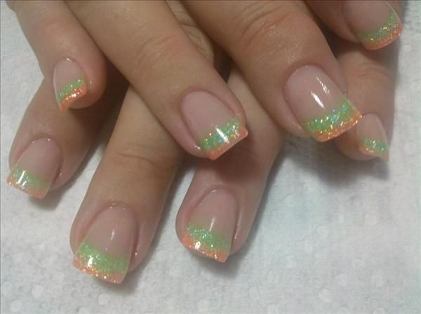 spring nail designs - Google Search | One of my colours | Pinterest