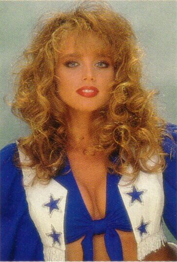 Gigi Pittman - Dallas Cowboy Cheerleader Hall of Fame