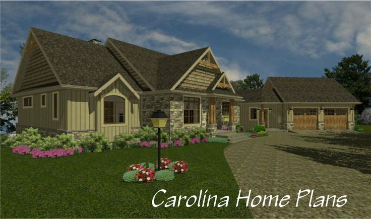 Pin By Carolina Home Plans Llc On House Plans For