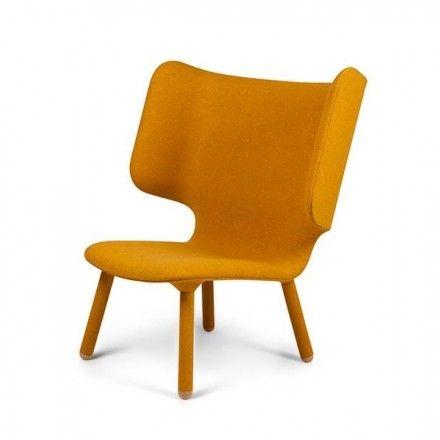 decovry.com - Nevvvorks  Tembo lounge stoel, geel