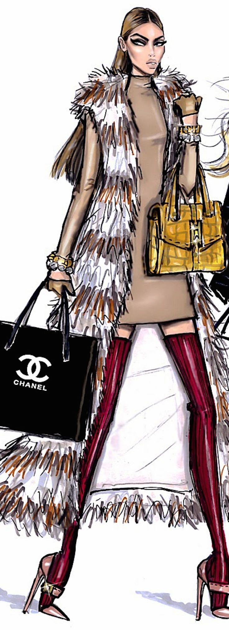 How to fashion illustrate 97