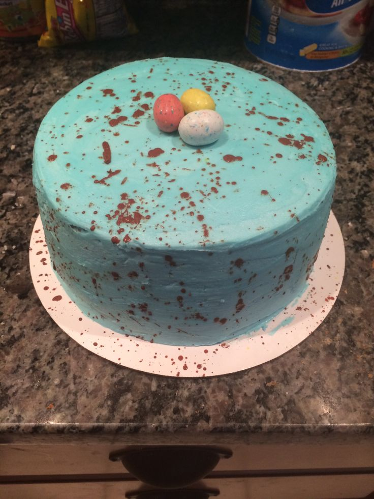 Are There Eggs In Cakes