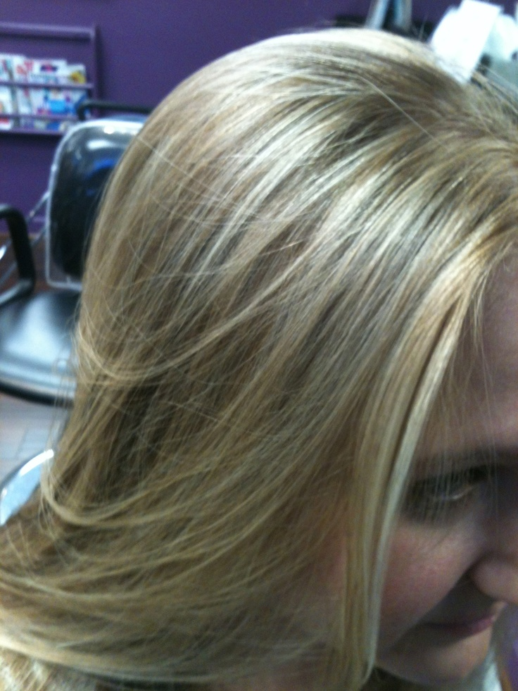 golden blonde light and warm lowlights | Hair styles and color | Pint ...