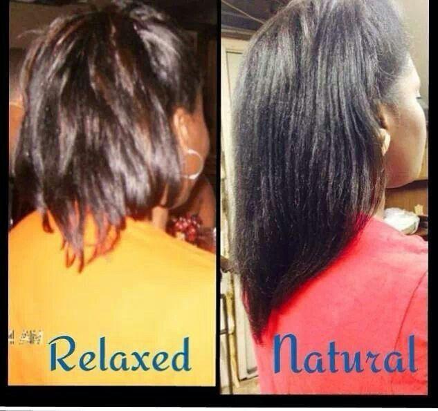 Hair Relax Vs Rebond Relaxed Vs Natural More Natural Hair