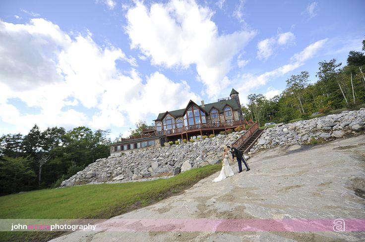 Ski esta wedding