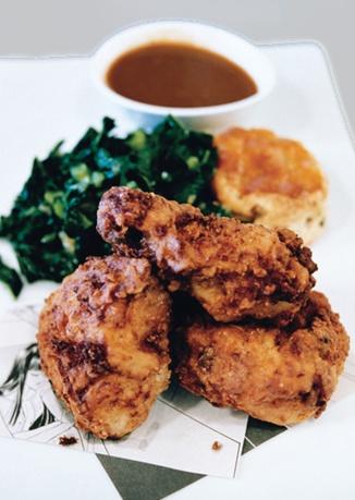 Buttermilk Fried Chicken With Smoky Gravy | Food | Pinterest