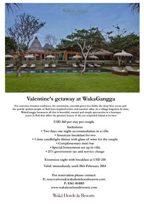 valentine resort