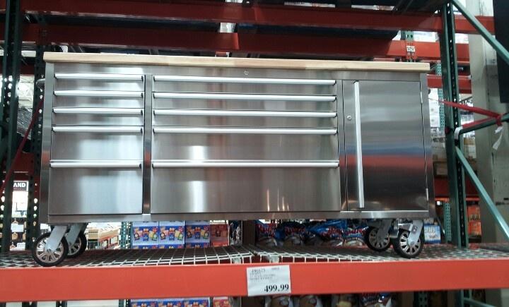 costco tool bench $500 construction design