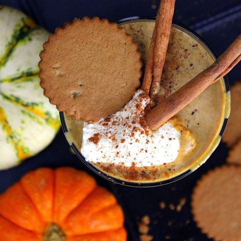 Gingersnap Pumpkin Cheesecake Shake | Healthy Shakes - Meal Replaceme ...
