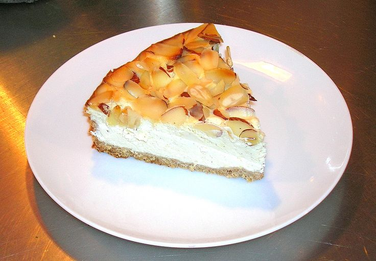 Amaretto Cheesecake 15g carbs per slice, other low carb recipes