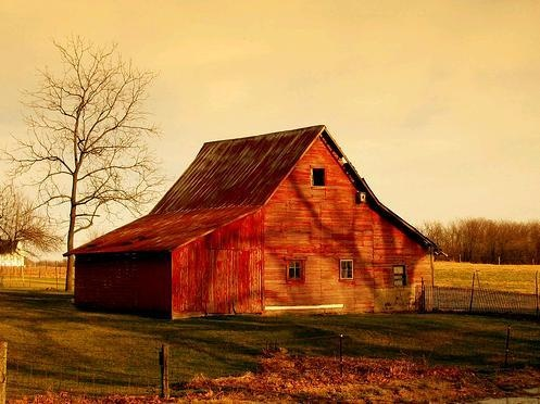 Indiana barn barns pinterest for Barn house indiana
