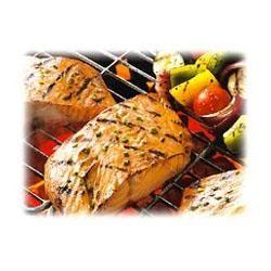 Honey Ginger Grilled Salmon Allrecipes.com