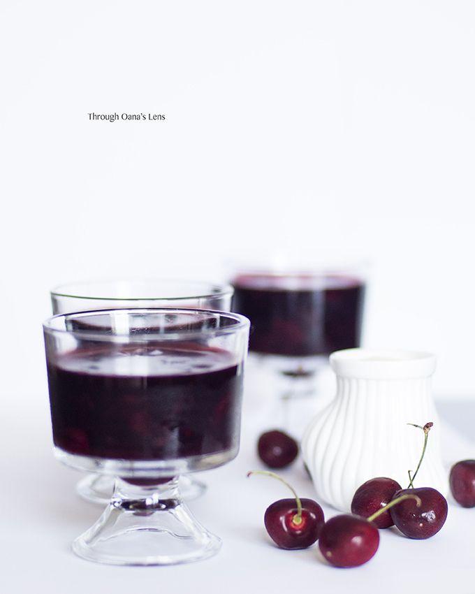 German Red berry pudding (rote grütze) | Recipe